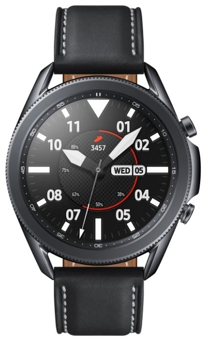 "Samsung Galaxy Watch3 45мм - экран: 1.34"" Super AMOLED"
