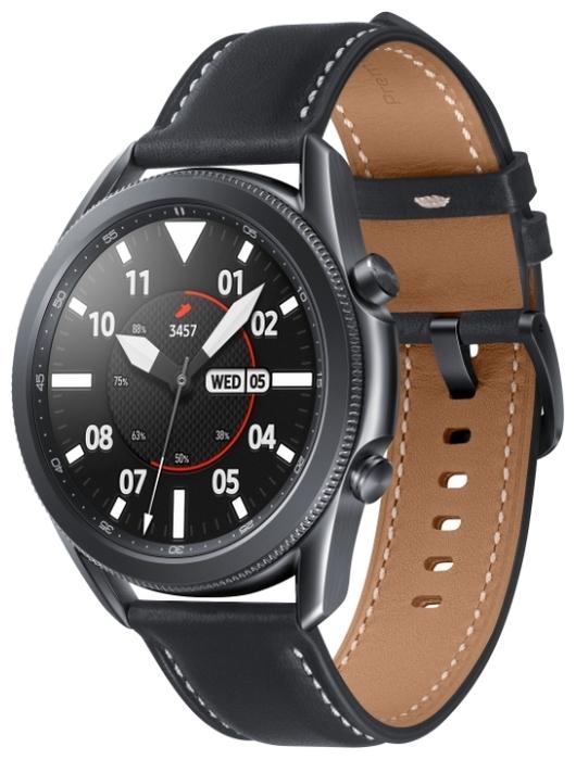 Samsung Galaxy Watch3 45мм - степень защиты: IP68