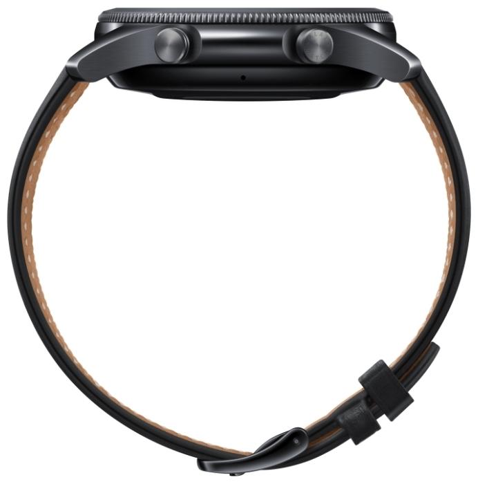 Samsung Galaxy Watch3 45мм - интерфейсы: Wi-Fi, NFC, Bluetooth 5.0