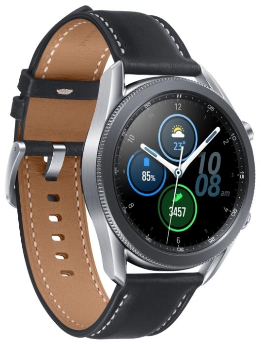Samsung Galaxy Watch3 45мм - операционная система: Tizen