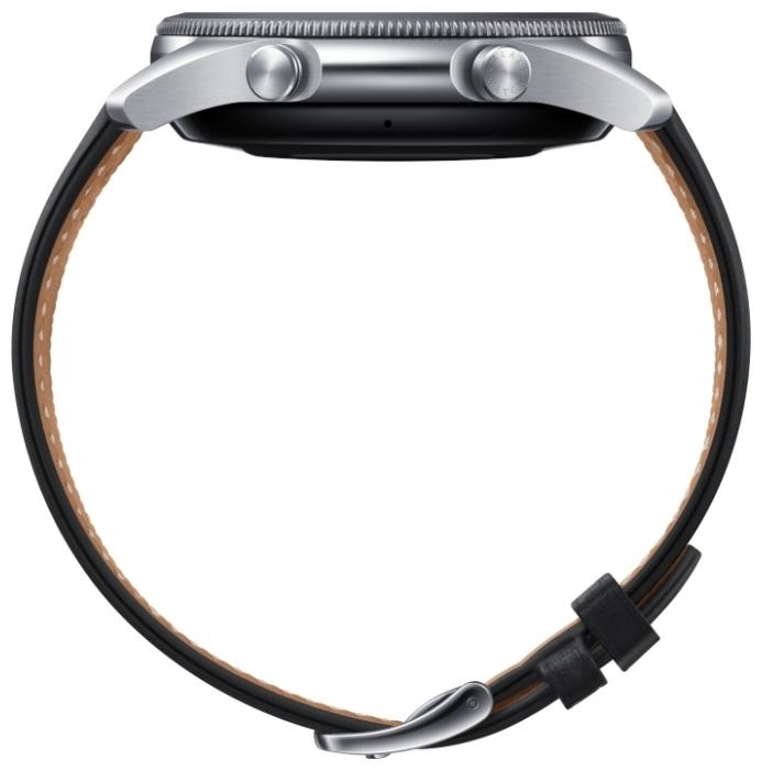 Samsung Galaxy Watch3 45мм - вес: 53.8г