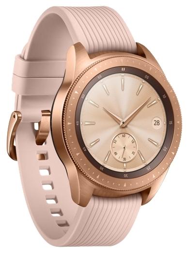 Samsung Galaxy Watch 42мм - степень защиты: IP68