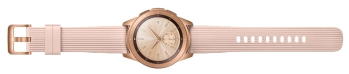 Samsung Galaxy Watch 42мм - интерфейсы: Wi-Fi, NFC, Bluetooth 4.2