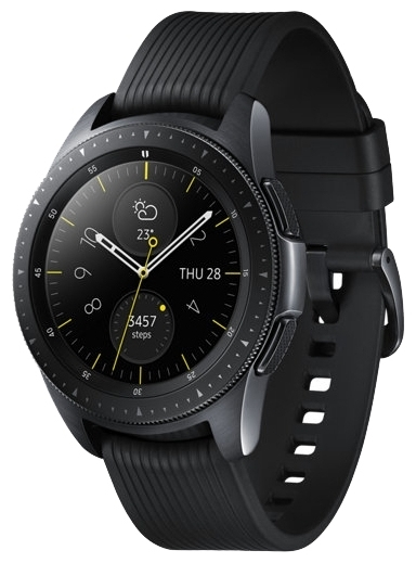Samsung Galaxy Watch 42мм - мониторинг: калорий, физической активности, сна