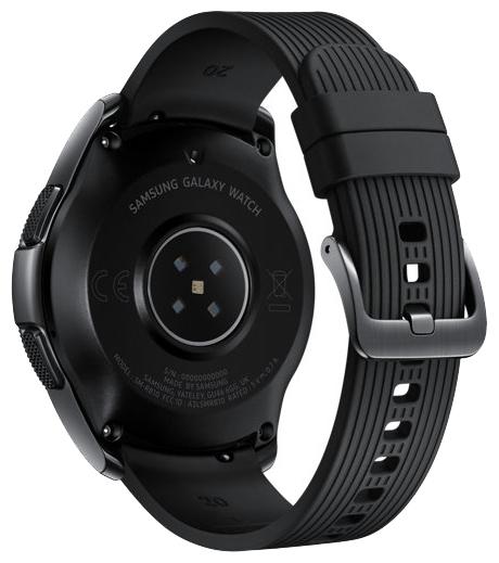 Samsung Galaxy Watch 42мм - вес: 49г