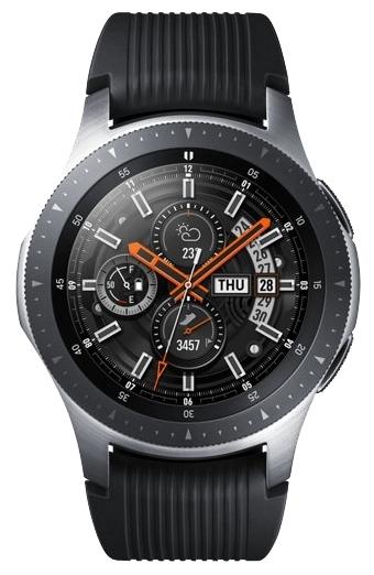 "Samsung Galaxy Watch 46мм - экран: 1.3"" (360x360) Super AMOLED"