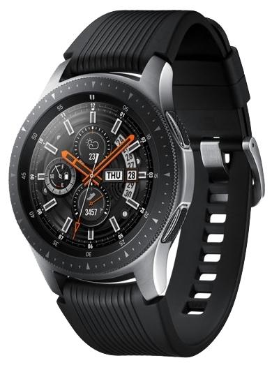 Samsung Galaxy Watch 46мм - совместимость: iOS, Android