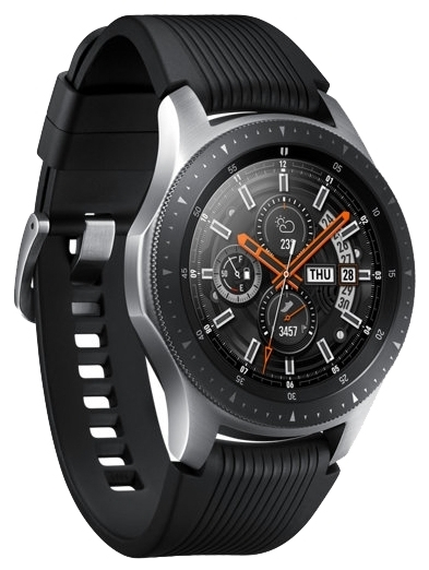 Samsung Galaxy Watch 46мм - степень защиты: IP68