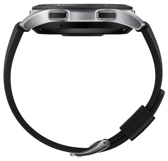 Samsung Galaxy Watch 46мм - интерфейсы: Wi-Fi, NFC, Bluetooth 4.2