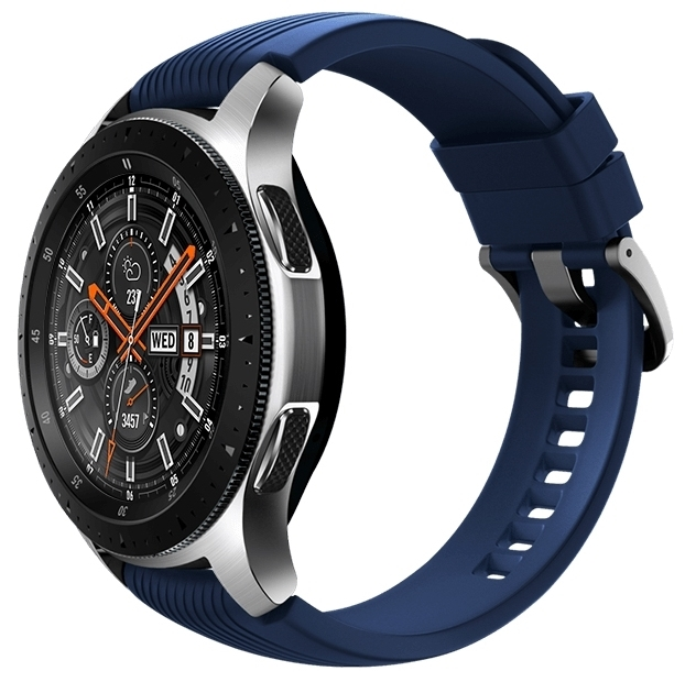 Samsung Galaxy Watch 46мм - мониторинг: калорий, физической активности, сна