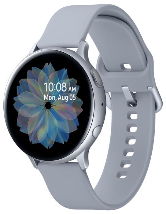 Samsung Galaxy Watch Active2 алюминий 40мм - звонки: возможность ответа