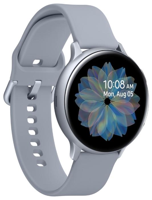Samsung Galaxy Watch Active2 алюминий 40мм - мониторинг: калорий, физической активности, сна