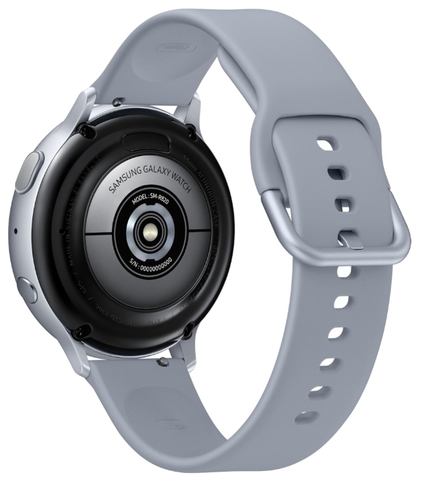 Samsung Galaxy Watch Active2 алюминий 40мм - операционная система: Tizen