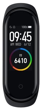 Xiaomi Mi Band 4 - звонки: уведомление о входящем звонке