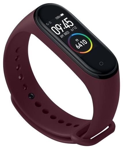Xiaomi Mi Band 4 - мониторинг: калорий, физической активности, сна