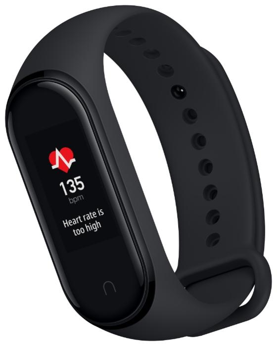 Xiaomi Mi Band 4 NFC - мониторинг: калорий, физической активности, сна