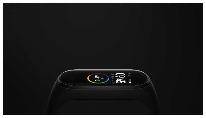 Xiaomi Mi Band 4 NFC - вес: 22.2г