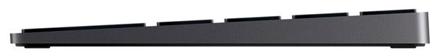 Apple Magic Keyboard with Numeric Keypad (MRMH2RS/A) Space Gray Bluetooth - подключение: беспроводная (Bluetooth)