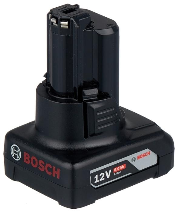 BOSCH 1600A00X7H Li-Ion 12 В 6 А·ч - конструкция аккумулятора: обойма