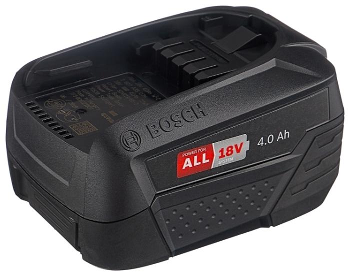 BOSCH 1600A011T8 Li-Ion 18 В 4 А·ч - совместимый бренд: BOSCH