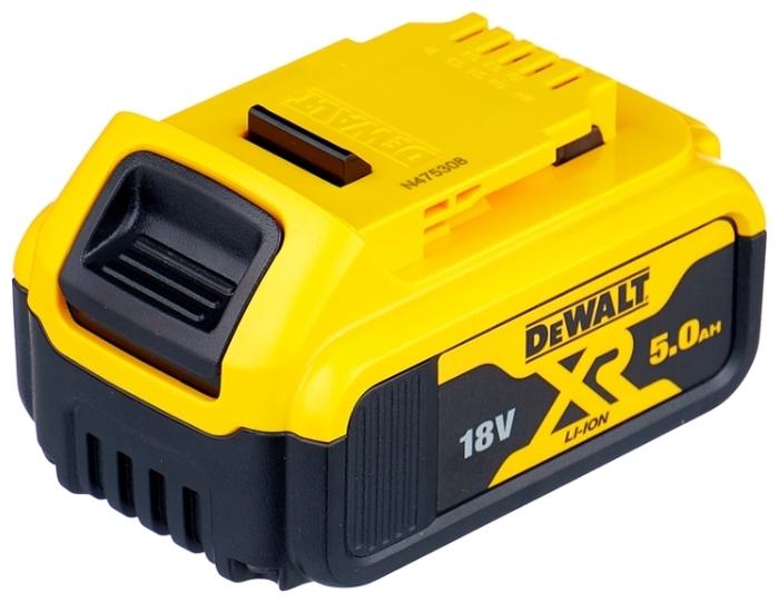 DeWALT DCB184-XJ Li-Ion 18 В 5 А·ч - совместимый бренд: DeWALT