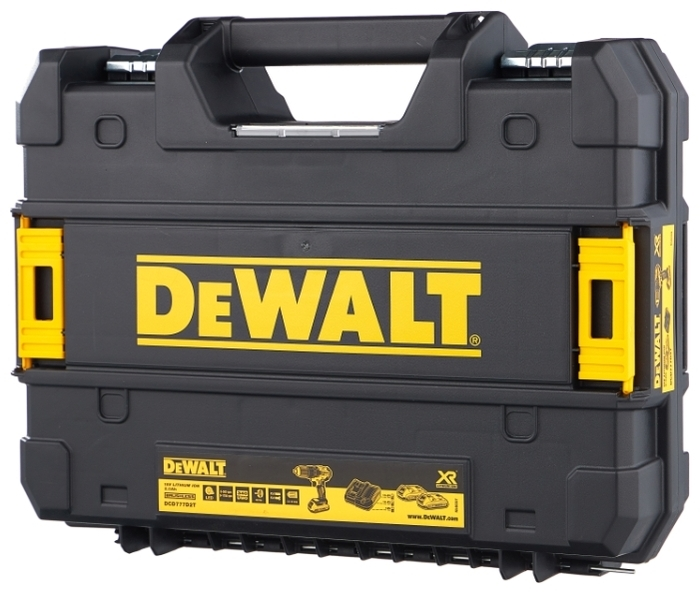 DeWALT DCD777D2T - макс. диаметр сверления (дерево): 30мм