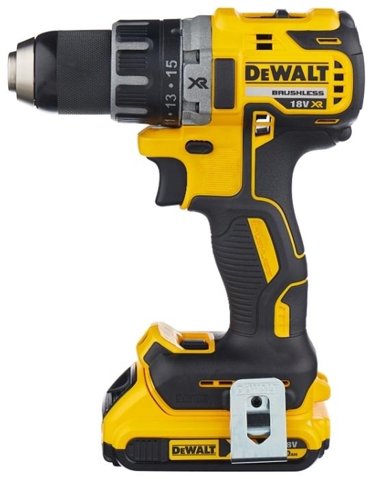 DeWALT DCD791D2 - максимальный крутящий момент: 70Н·м