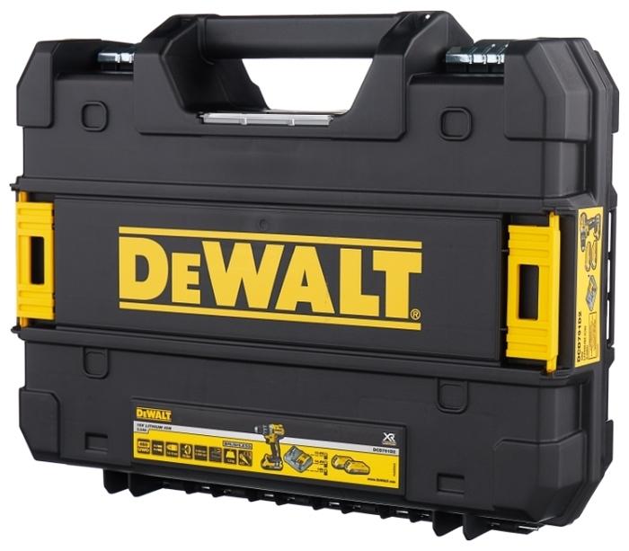 DeWALT DCD791D2 - диаметр патрона: 1.5 – 13мм