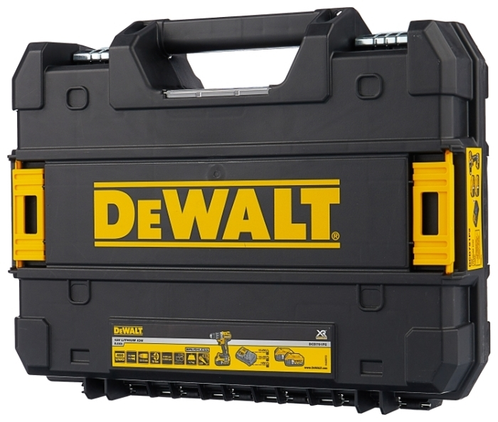 DeWALT DCD791P2 - макс. диаметр сверления (дерево): 40мм
