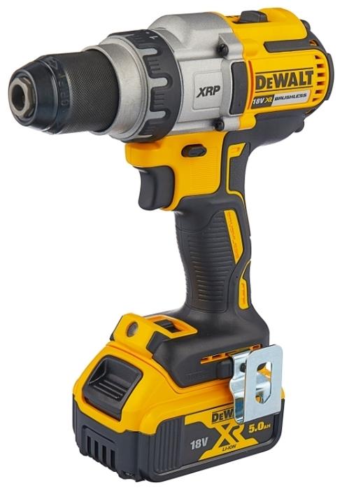 DeWALT DCD991P2 - напряжение аккумулятора: 18В