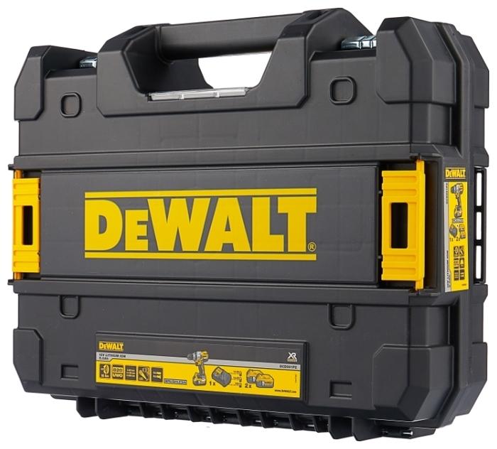 DeWALT DCD991P2 - бесщеточный двигатель
