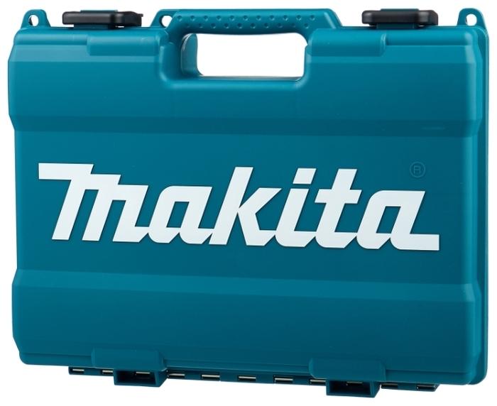 Makita DF333DWYE, 12 В, 1.5 А·ч х2, кейс - макс. диаметр сверления (металл): 10мм