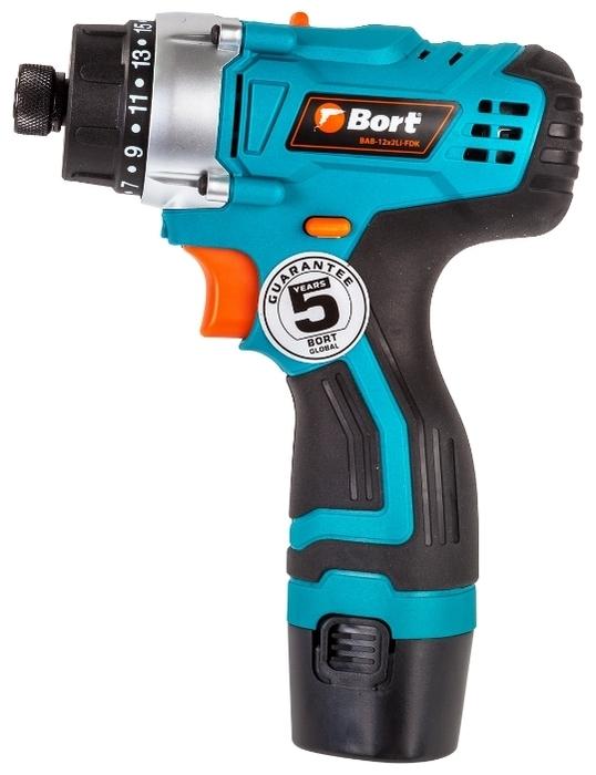 Bort BAB-12X2LI-FDK - максимальный крутящий момент: 35Н·м