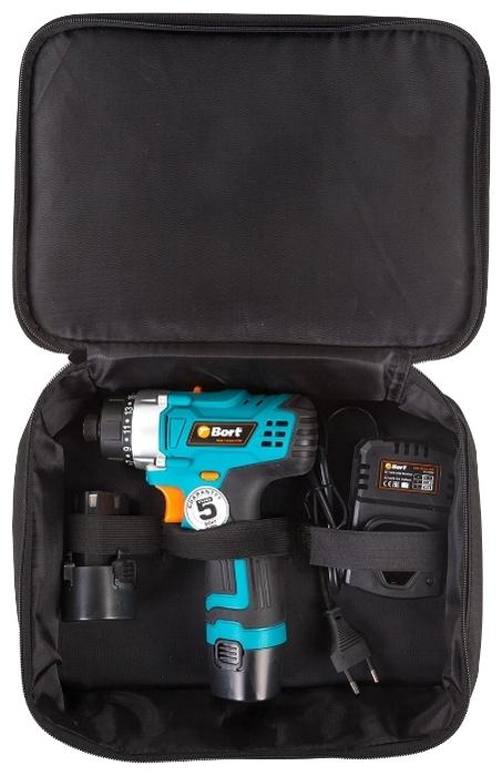 Bort BAB-12X2LI-FDK - упаковка: сумка