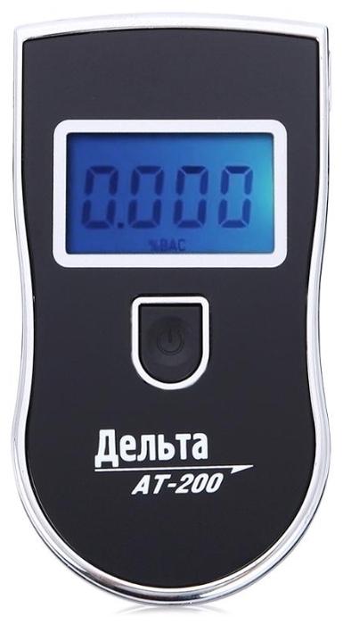 Дельта АТ-200 - персональный алкотестер