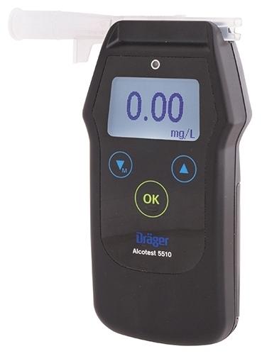 Drager Alcotest 5510 - электрохимический датчик