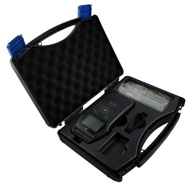 Drager Alcotest 5510 - звуковая, визуальная индикация