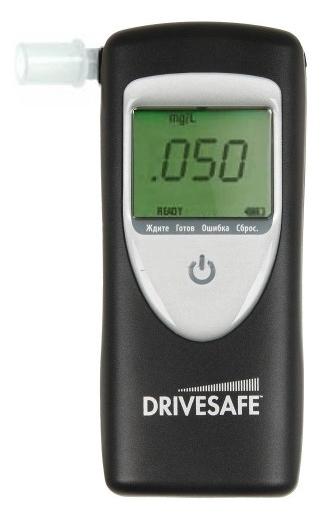DRIVESAFE II - питание: АА, 2шт