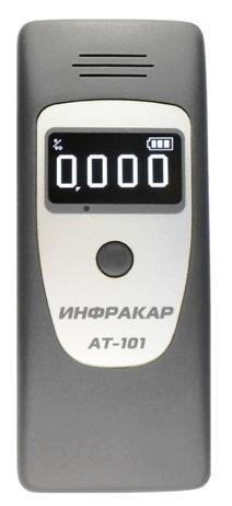 Инфракар АТ-101 - персональный алкотестер
