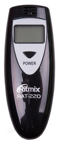 Ritmix RAT-220 - персональный алкотестер