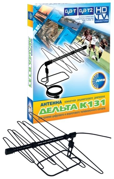 Дельта К131 - комнатная TB-антенна