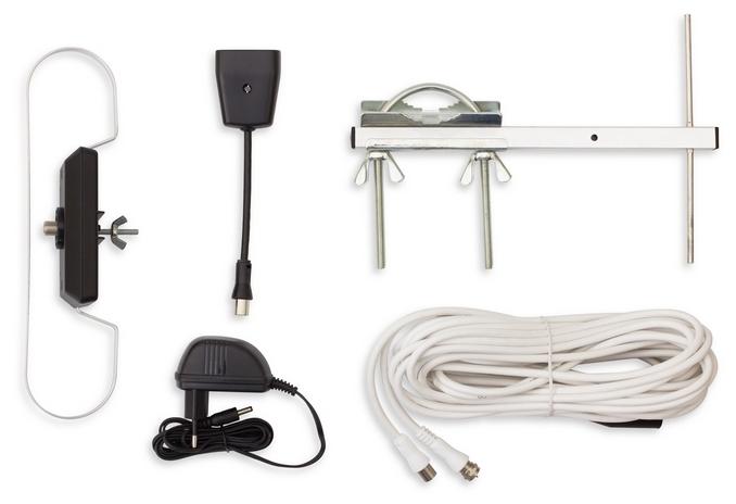 DENN DAE601 - прием UHF