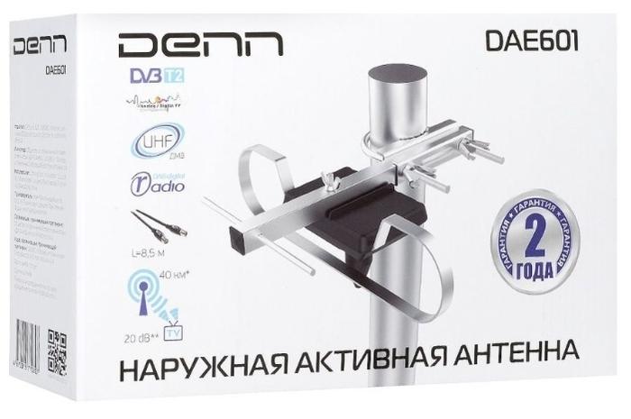 DENN DAE601 - кабель 8.5м