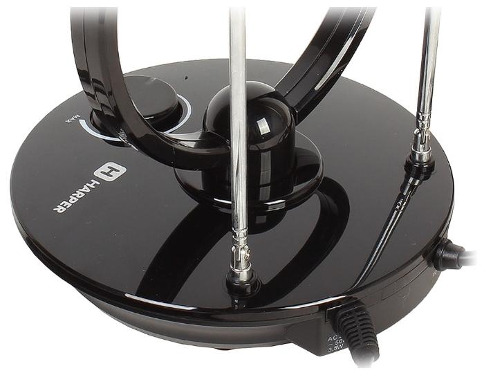 HARPER ADVB-2969 - прием DVB-T/DVB-T2