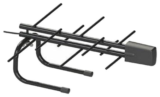 Locus L 941.10 КАЙМАН - комнатная TB-антенна