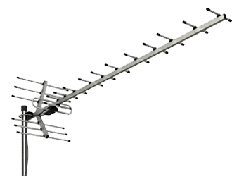 Locus Мeридиан-12F - уличная TB-антенна