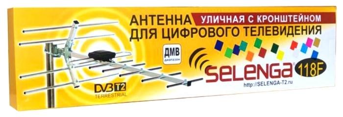 Selenga 118F - прием DVB-T/DVB-T2