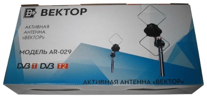 Вектор AR-029 - с усилителем