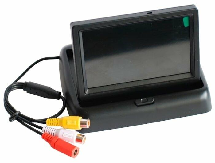 AutoExpert DV-200 - автомобильный монитор