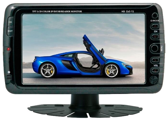 Eplutus EP-700T - автомобильный телевизор